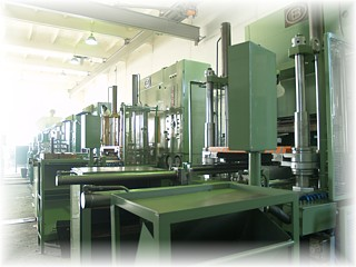 Compression Molding Machines for oil-seals