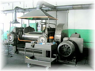 Rubber Mixing - 1500 mills